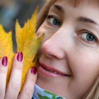 Осенний портрет :: Артем Шлычков
