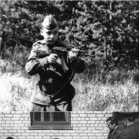 Хорошее было время. Поздравляю всех с Днем защитника Отечества! :: Владимир Шибинский
