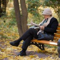 Отдых на скамейке :: Дмитрий Сушкин