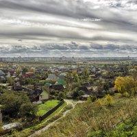 Городской пейзаж :: Vladimir