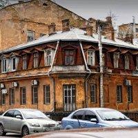 Старые стены :: Ольга Мальцева