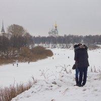 Поцелуй на Ленивой горке :: Татьяна Копосова