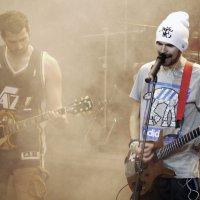 Noize MC, в тумане :: Никита Щетинин
