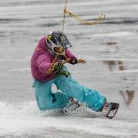 Снежно-ледно-водный... :: Павел Myth Буканов