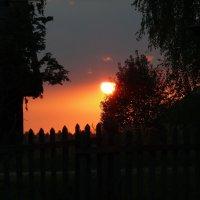 тихий вечер :: gribushko грибушко Николай