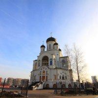Храм Рождества Христова г Мытищи :: Сергей Борденов