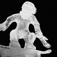 ледяной серфер :: татьяна якухина