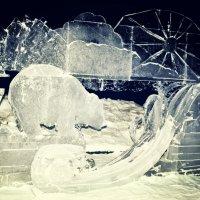 мишка на севере :: татьяна якухина