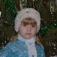 снегурочка :: наталия савченко