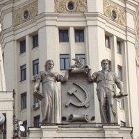 Строители Социализма :: Александр Запылёнов