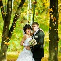 Влюбленный октябрь :: Ася Судоргина