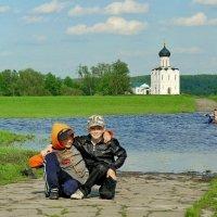 У Покрова на Нерли! :: Владимир Шошин