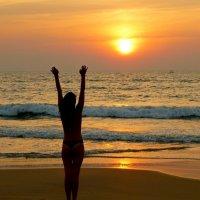 До свидания, Солнце... :: Дмитрий Боргер