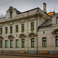 остоженка :: Александр Шурпаков