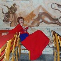 Критский вечер :: Svetlana Malysheva