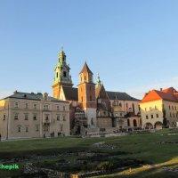 Вавельский замок :: Яна Чепик