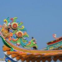 Китайский храм :: Дарья Лучихина