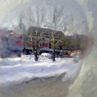 взгляд из окна автобуса.. :: Надежда Шемякина