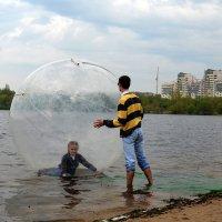 Такие забавы :: Елена Ахромеева
