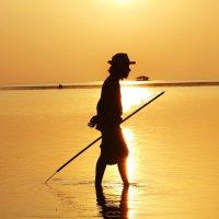 Гулять по воде :: Наташа Осипова