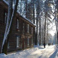 Дом № 13 :: Елена Артамонова