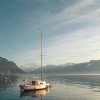 Женевское озеро :: Татьяна Бирюкова