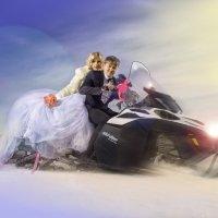 Кристина и Андрей :: Рустэм Абдулкаримов