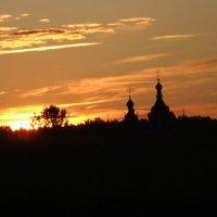Женский монастырь Шамордино. :: Валерий Баранчиков