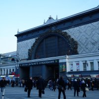 Кассы Киевского вокзала :: Andy Bayt