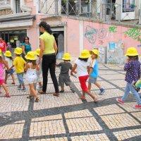 Детский сад на прогулке :: svk