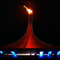 Сочи-2014 Олимпийская Магия Огня! :: Леонид Нестерюк