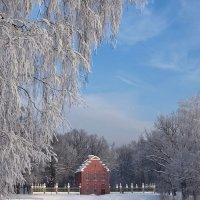 Голландский домик :: Надежда Лаптева