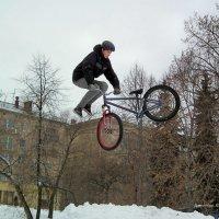 А я еще по воздуху могу ходить... :: Дмитрий Ерохин