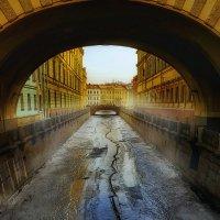 зимняя канавка :: Ирэна Мазакина