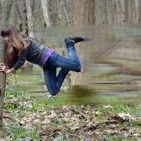 ветер :: Любовь Лыжина
