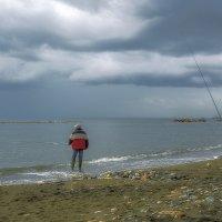 Рыбаки и море :: Вячеслав Мишин