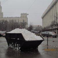 Зима уходит... :: Владимир  Зотов