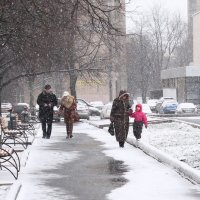 Снежокъ :: Владимир  Зотов