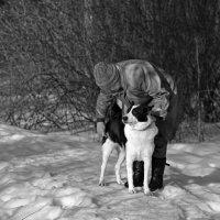 Ладно уж, потерплю, зато на природе ! :: Константин Фролов