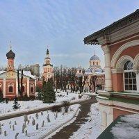 моя столица .донской монастырь(патриарший) Москва :: юрий макаров