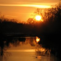 Когда уходит солнце на покой.... :: Ангелина Хасанова
