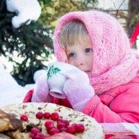 Вкусная Масленица! :: Юлия Зуева