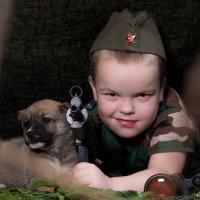 Солдат :: Юлия Зуева