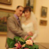 Свадебные цветы :: Галина Кострыкина