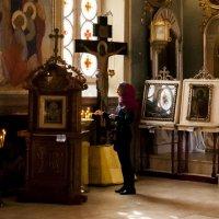 в храме :: Oleg(ODESSA) Pavlishen(студент NYIP)