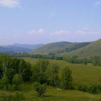 холмы Башкирии :: Надежда Трофимова