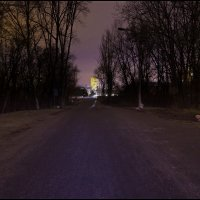 Пока все спят… :: Denis Aksenov