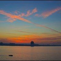 Кистью по небу :: Denis Aksenov
