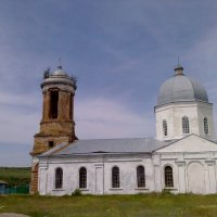 Храм в селе :: Ольга Кривых