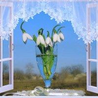 Здравствуй Весна !!! :: Lara